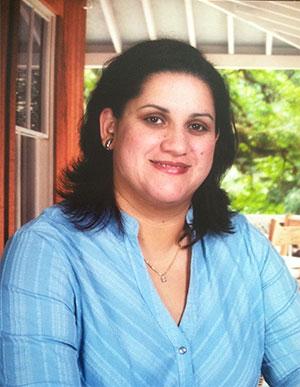 Sandra Martinez 2014