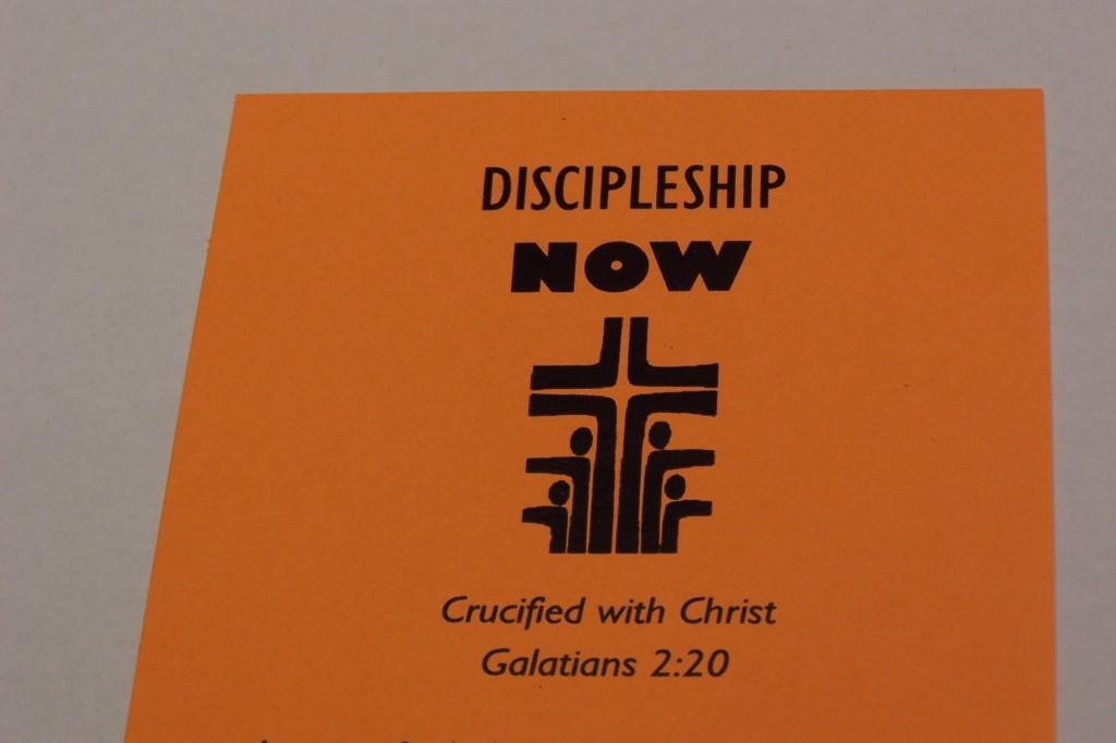 Discipleship Now 2014