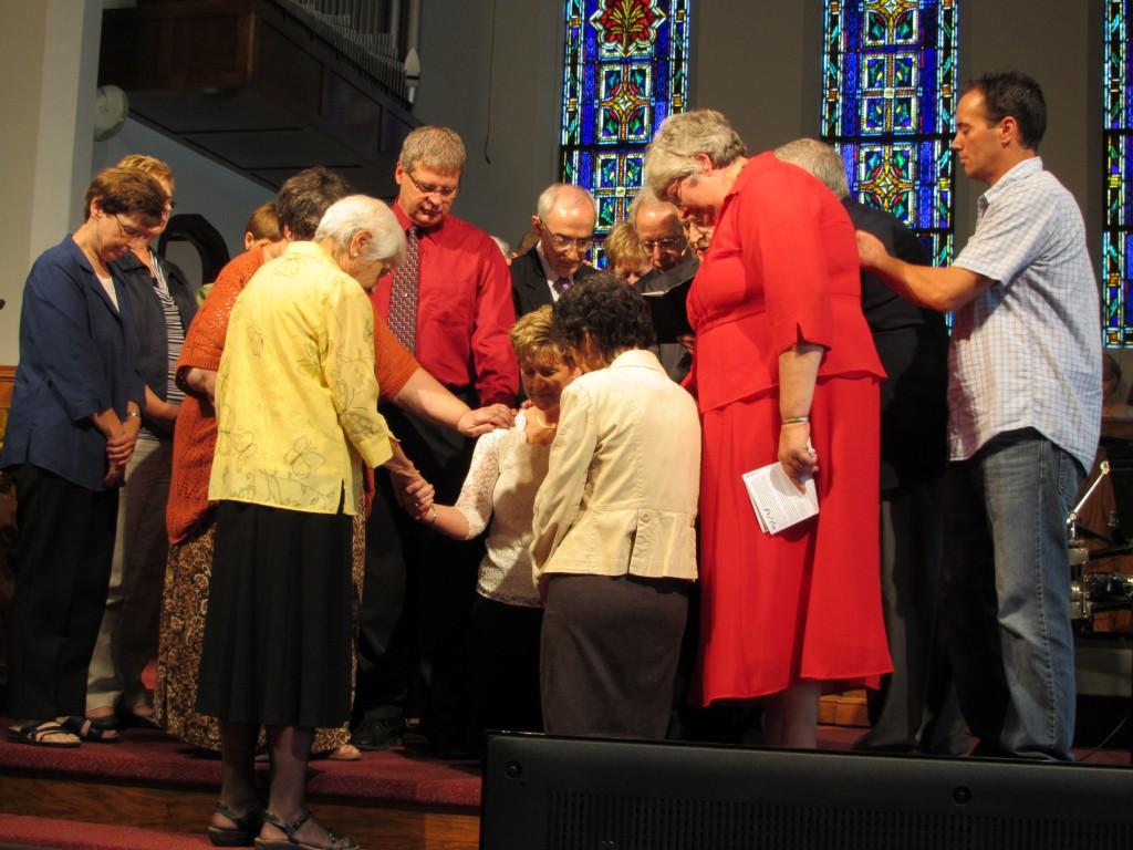 Schroeder, Kay ordination - First Newton 091414 (2)
