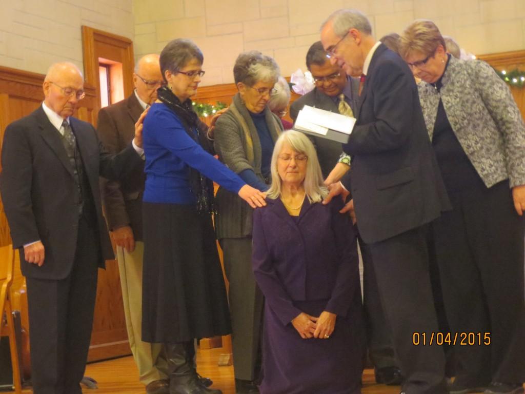 Raid, Elizabeth ordination - BCMC (8) 010415
