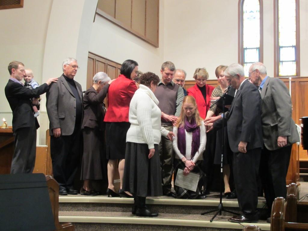 Goerzen, Laura ordination - First MC of Christian 022215 (10)