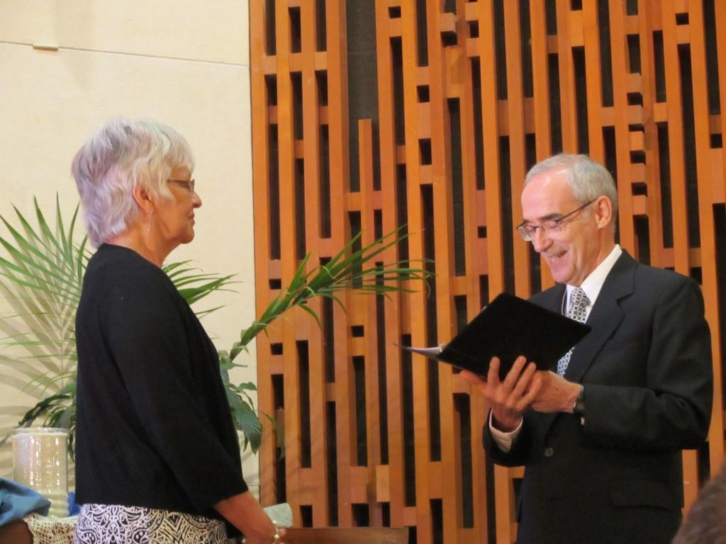 Friesen, Nadine ordination - First Hillsboro 062115 (2)