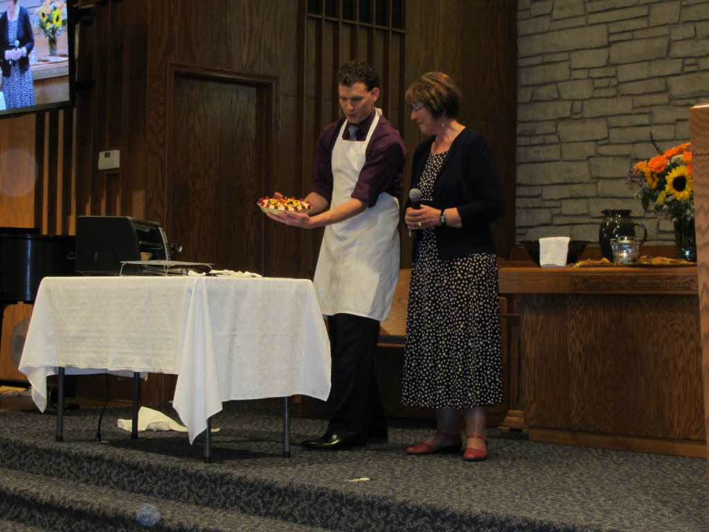 Jantz, Rosie ordination - Tabor 052415 (13)