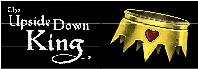 Upside down king logo