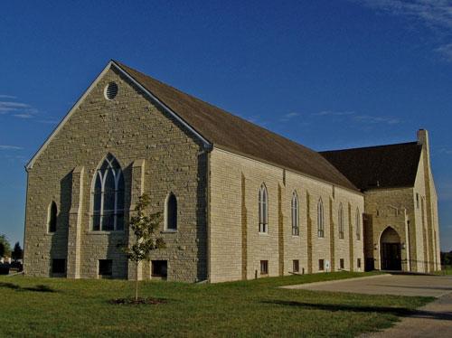 First Mennonite Church in Beatrice, NE