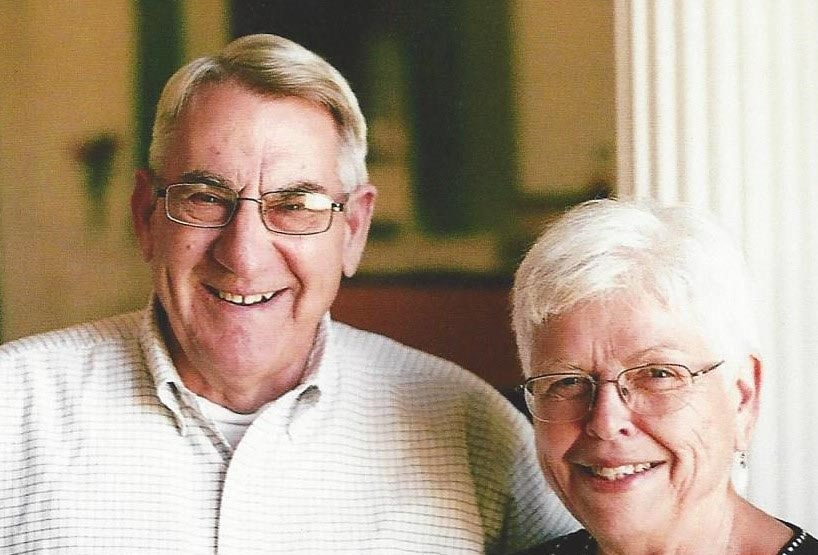Marvin and Ruth Penner
